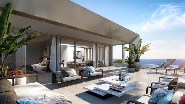 澳洲豪华公寓销售依旧强劲,支撑整体公寓市场