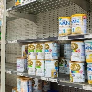 奶粉限购_Coles放宽奶粉限购政策 每人现在可买8罐 - 澳洲财经见闻